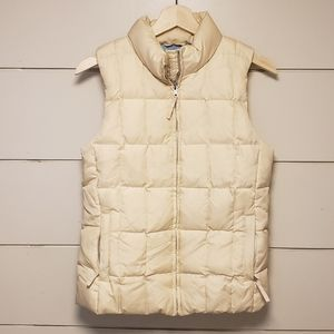 GAP Down filled vest XS